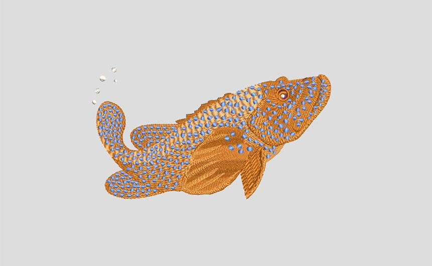 Wilcom ES Tropical Reef Fish